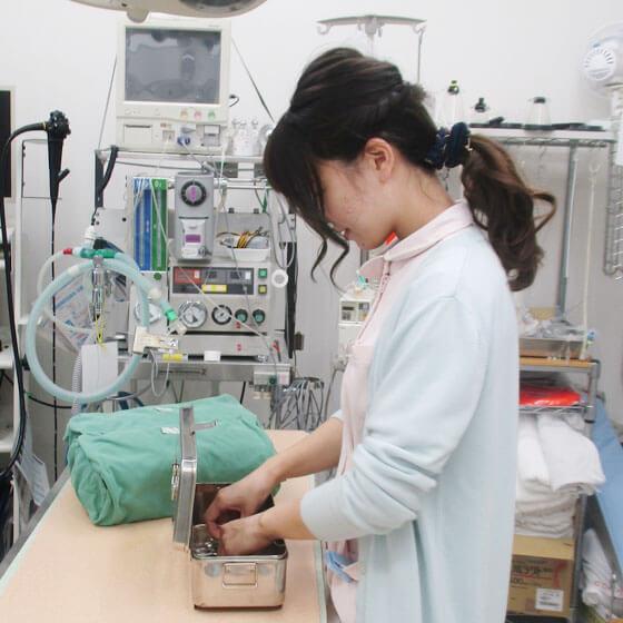 手術の用意