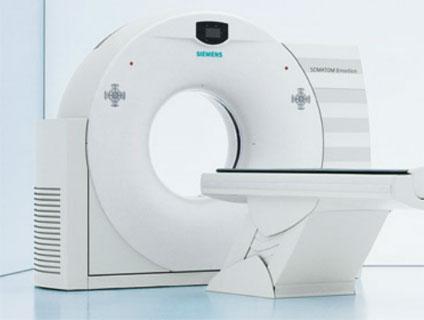 CT装置(シーメンス社製)